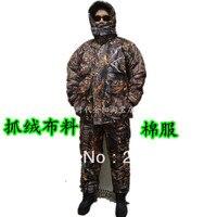 Winproof Realtree камуфляж одежда для зимней Охота Костюмы куртка + Брюки для девочек + Кепки