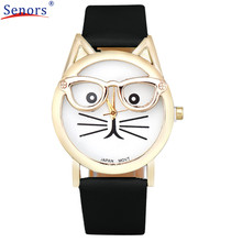 Watch ladies Trend Quartz Watches Leather-based Younger Sports activities Ladies gold watch Informal Gown Wristwatches relogios feminino new design