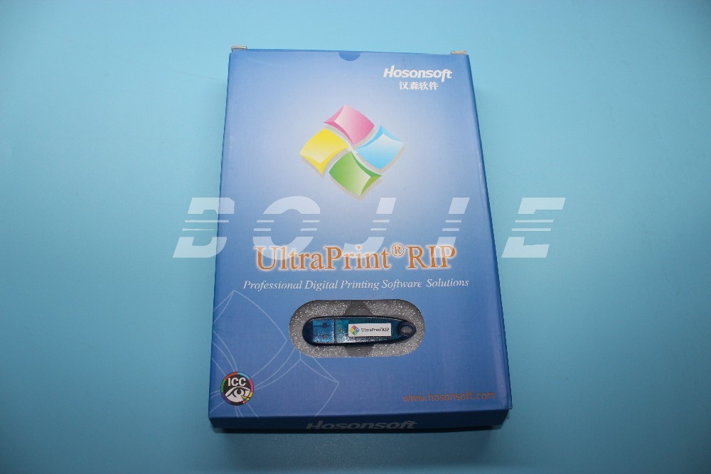 Bojie ultra print RIP software for Challenger FY-3208H inkjet printer цены
