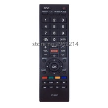 Remote control CT-8037 suitable for toshiba TV LCD LED F40L3