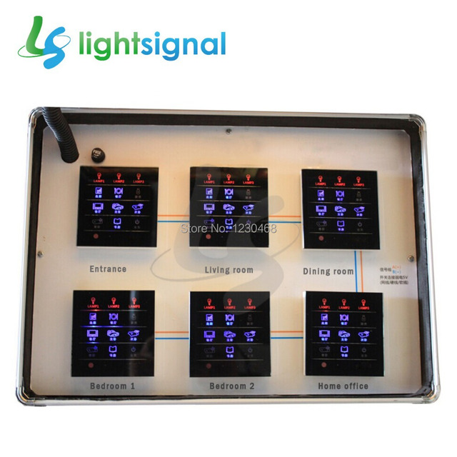 Aliexpress.com : Buy 6 pcs/lot Fresh New smart home switches touch ...