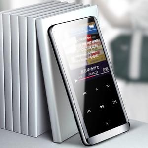 Image 3 - Lossless HiFi MP3 נגן 8GB 16GB Mp3 ספורט ווקמן מוסיקה נגן Flac אודיו נגן מגע מפתח עם FM רדיו קול מקליט