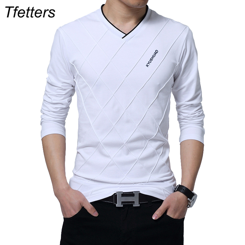 Aliexpress Com Buy Tfetters Fashion Design T Shirt Men: TFETTERS Fashion Men T Shirt Slim Fit Custom T Shirt