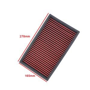 Image 2 - R EP גבוהה כוח החלפת פנל אוויר מסנן מתאים לסובארו פורסטר אימפרזה WRX STI אאוטבק OEM 16546AA020 רחיץ לשימוש חוזר