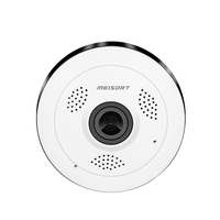 HD FishEye IP Camera 960P 360 Degree Full View Mini CCTV Camera 1 3MP Network Home