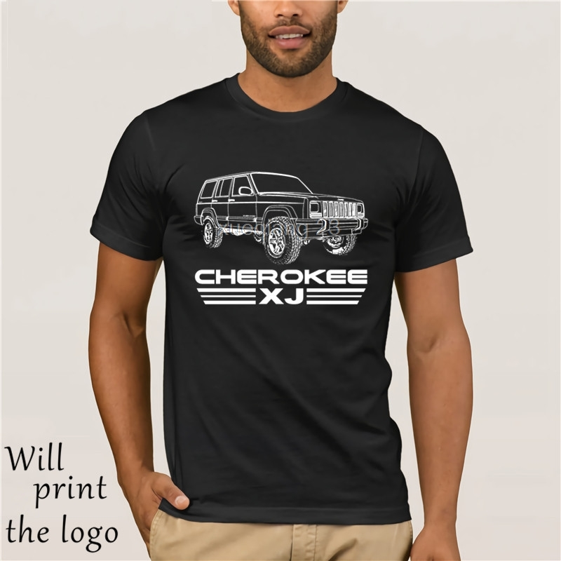 JEEP OFF ROAD LOGO NEW T-SHIRT FRUIT OF THE LOOM print by EPSON