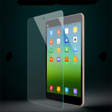 Tempered Glass Screen Protector For Xiaomi Mipad 1 2 3 4 Plus Mi Pad Pad3 MiPad4 Tablet PC 7.9 8.0 10.1 Tablet Protective Film(China)