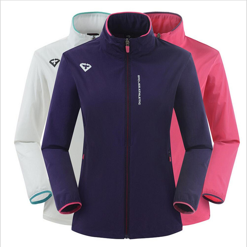 Free Shipping-New Baojee Women Summer Water/Windproof Breathable Anti UV Dry-Quickly Ultralight Skin Dust Coat 17A938 2017 new daiwa fishing clothes long sleeve breathable sunscreen anti mosquito ultrathin summer dawa daiwas free shipping