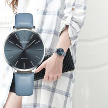 2019 New CADISEN Leisure Quartz Thin Women Watches Luxury brand Dress Ladies Watch Female wristwatch Waterproof Relogio Feminino