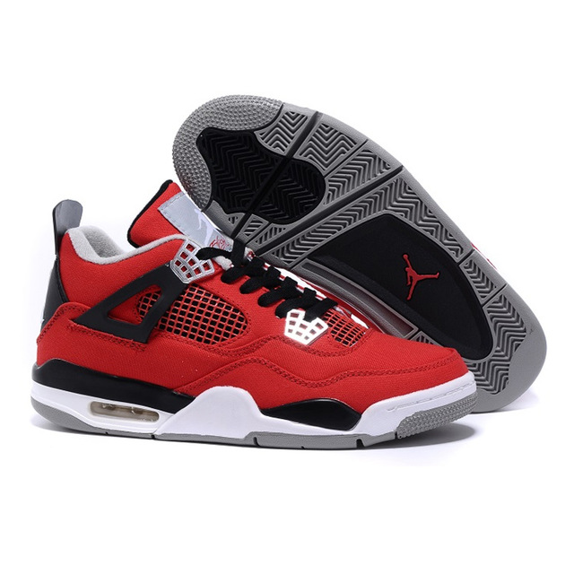 bb39cbe6ada AIR US JORDAN 4 Man Basketball Shoes Motorsport Raptor Black Red Toro oreo  Athletic Sport Sneakers Pure White New Arrival