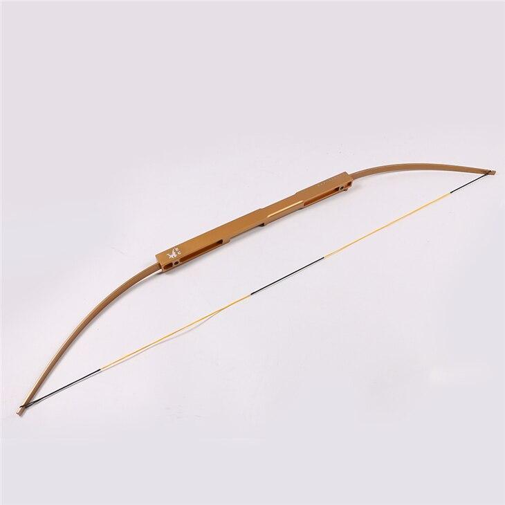 цена на Archery folding bow portable takedown straight bow outdoor hunting 40-60lbs