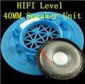 40mm speaker unit Original HIFI unit DIY headphone unit maintenance upgrade 40MM fever headphone speaker unit