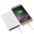 Nuevo banco móvil de la energía 10000 mah dual usb portátil caja de metal li-polímero cargador de batería externo powerbank para iphone 6 s 7 s