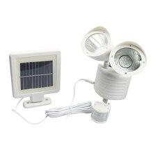 22 LED Solar Power Street Light PIR Motion Sensor Lamps Garden Security Lamp Outdoor Street Waterproof