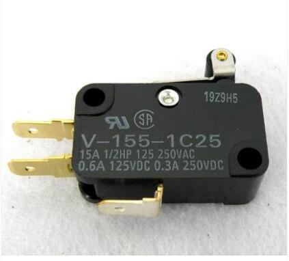 Subminiature Snap Action Switch   V-155-1C25