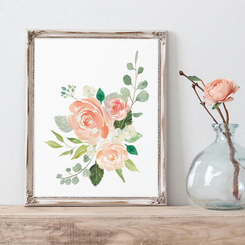 Watercolor-Flowers-Posters-and-Prints-Set-Of-3-Floral-Prints-Nursery-Wall-Art-Pictures-Bedroom-Decoration (3)