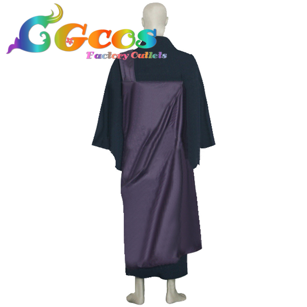 CGCOS Free Shipping Cosplay Costume Inuyasha Miroku New in Stock ...