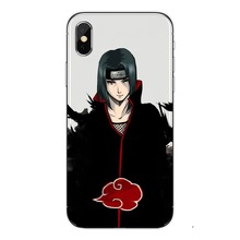 Naruto's Phone covers for iPhone 6S 6SPlus 7 7Plus 8 8Plus X