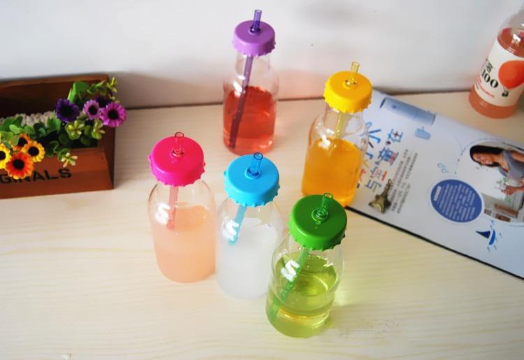 botellas de plstico barato