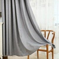 200cm X 100cm Solid Grommet Window Curtain Foam Lined Blackout Thermal Treatment