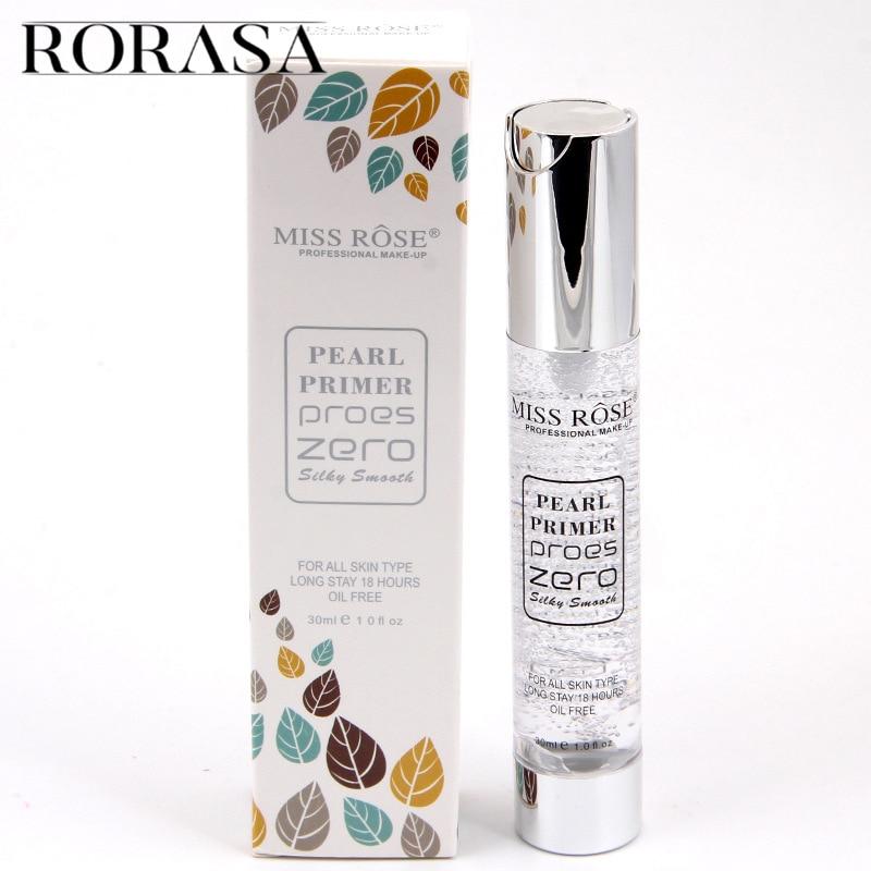 30ml Natural Professional Makeup Nude Face Base Primer Foundation Moisturizer Cream Eye Shadow Primer Gel Cosmetics Maquiagem