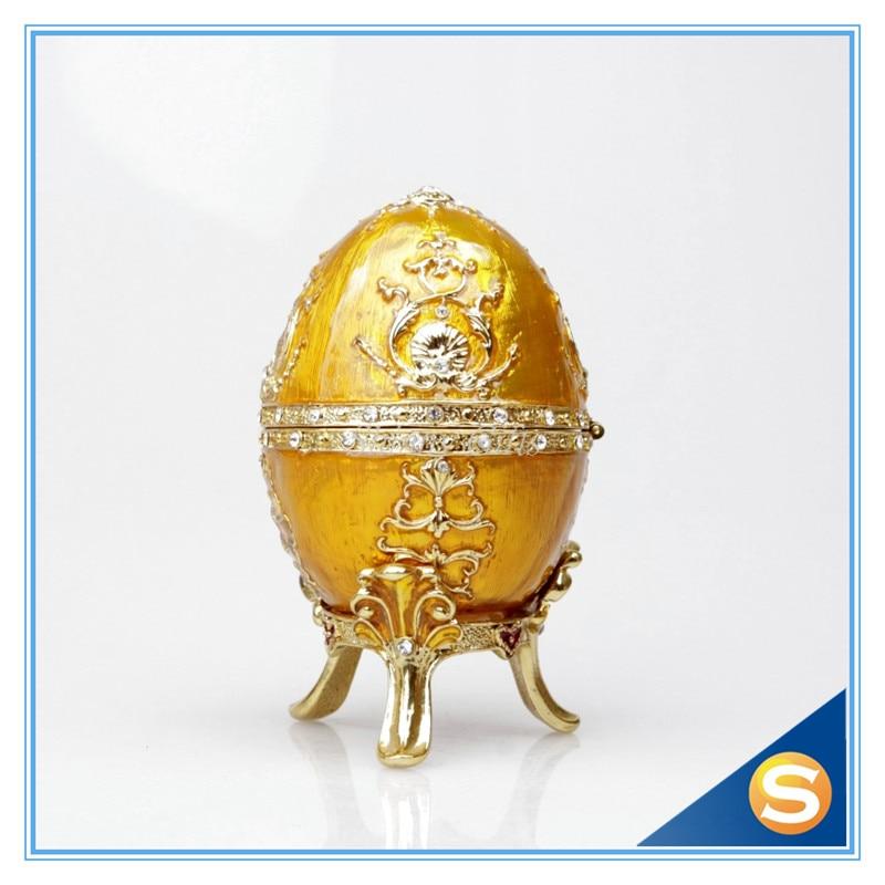 Die Petroika Larissa Metall emaillierte Ei Ostern und Ostern - Wohnkultur - Foto 5