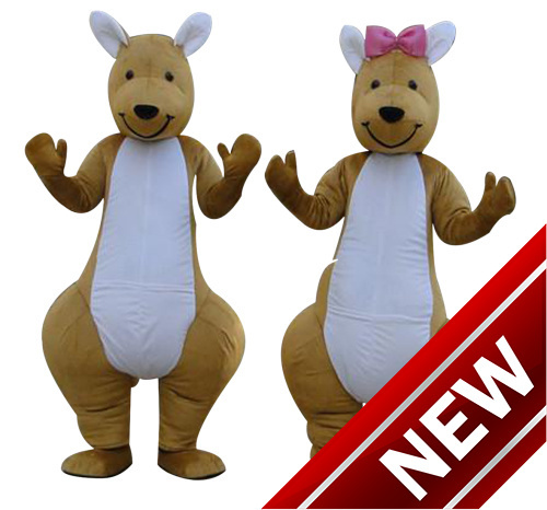 one Kangaroo mascot costumes 100% real picture adults christmas Halloween Outfit Fancy Dress Suit Free Shipping-in Mascot from Novelty u0026 Special Use on ...  sc 1 st  AliExpress.com & one Kangaroo mascot costumes 100% real picture adults christmas ...