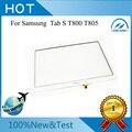 Оригинальный Белый Сенсорный Стеклянная Панель Для Samsung Galaxy Tab S 10.5 T800 T805 Сенсорный Экран Планшета С Отслеживать