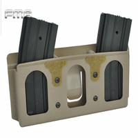 FMA Inner Pouch Magazine Pouch Tactical LBT 6094 Vest Paintball Airsoft Mags Plastic Holder Military Vest Pouch