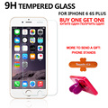 1PCS Screen Protector Tempered Glass For iPhone 5S 5 5C SE Transparent Protective Film for Apple iphone 5s 5 5c Buy 1 Get 1 Free