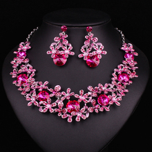 Bridal Jewelry Sets Necklace / Earrings