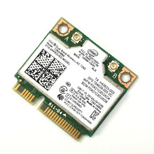 intel 7260 intel AC 7260 INTEL  7260AC  7260HMW  802.11ac Wireless AC +Bluetooth BT4.0 wireless wifi Half Mini PCI E card