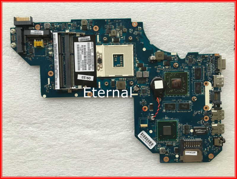 ФОТО 698399-601 For HP ENVY M6 M6-1000 Series laptop motherboard QCL50 LA-8711P 100% Tested