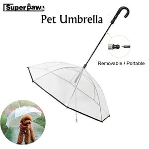 New Transparent Pet Umbrella D