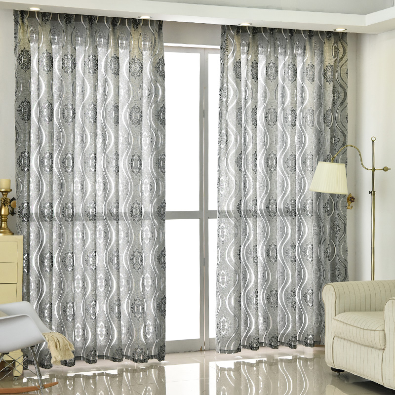 curtains ready living short home panel modern blinds