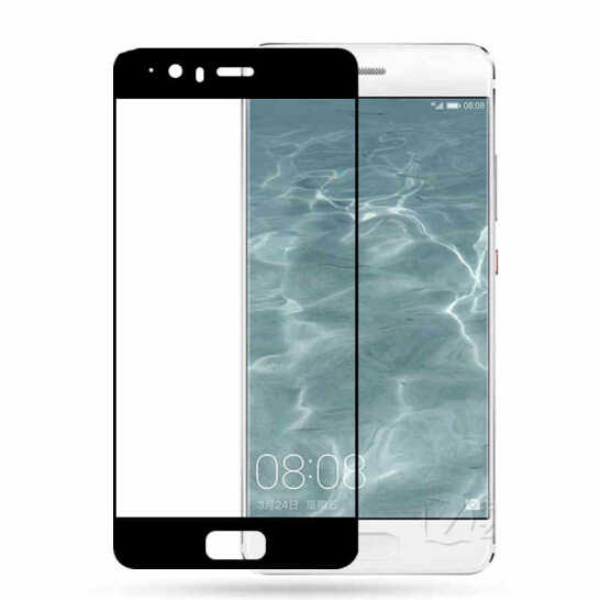 3D Full Cover Tempered Glass For Huawei P8 P9 P10 P20 Lite Plus Pro glass Screen Protector