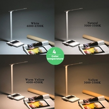 Lamp Qi Wireless Charger