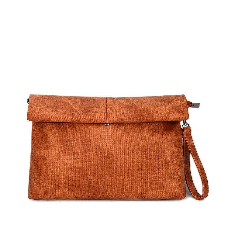 Женская сумка из холста canvas