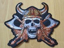 9 Two Viking Embroidery