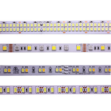 LED şerit 5M 2835 5730 5050 5054 RGB CCT RGBCCT RGBW RGBWW sıcak beyaz 60/120/240 /480 LED 4in1 12V 24V bant ışık şeritleri esnek