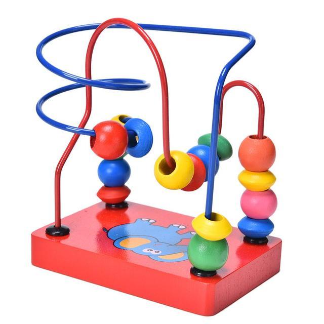 Kinder Baby Kinder Entwicklungs Lernen Spiele Blöcke Montessori ...