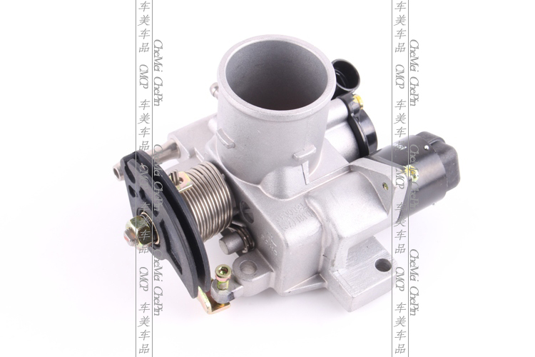 все цены на THROTTLE BODY ASSY for chery QQ 372/472 engine Siemens EFI system Throttle valve for Chery QQ SWEET S11372-1107011