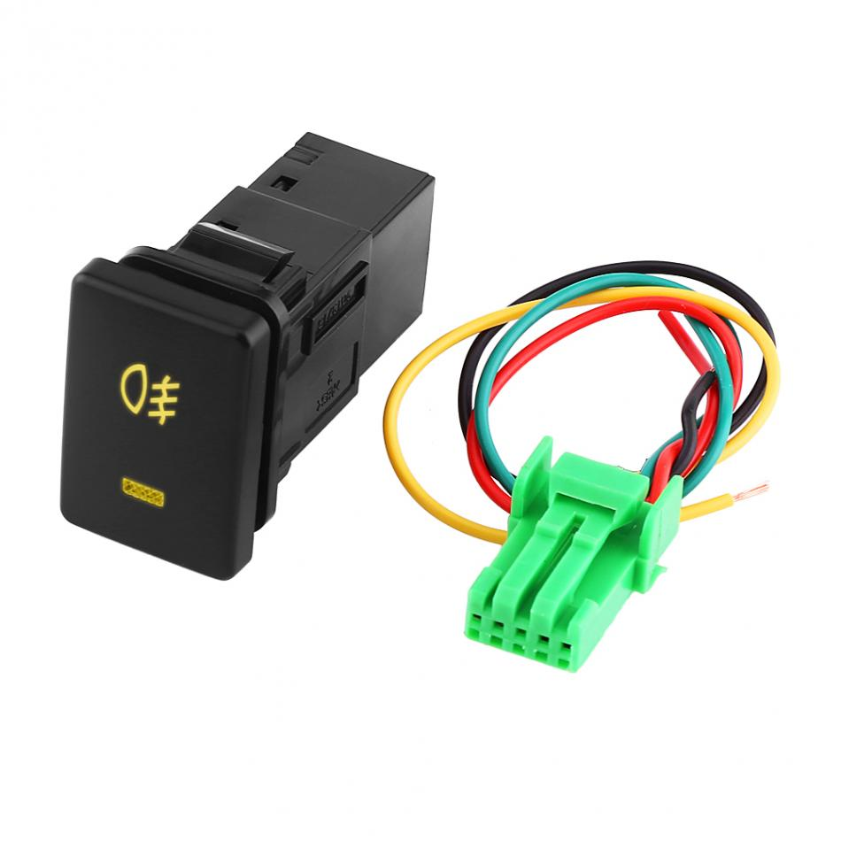 Wiring Dc Switches Diagrams 3 Way Fog Light Switch 12v 4 Wire Auto Car Foglight On Off A 1