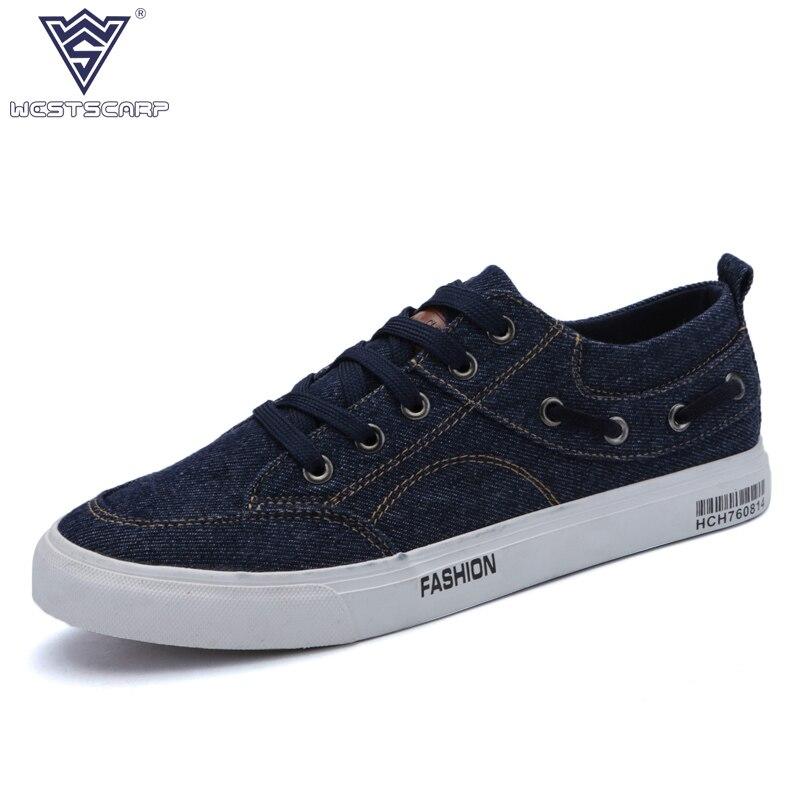 1f42c156 ZACHÓD SKARPY Casual Mężczyźni Buty Moda Nowe Brezentowych butów Sneakers,  moda Sznurowane Zapatos Hombre Męskie Wiosna Jesień Rozmiar 39-44
