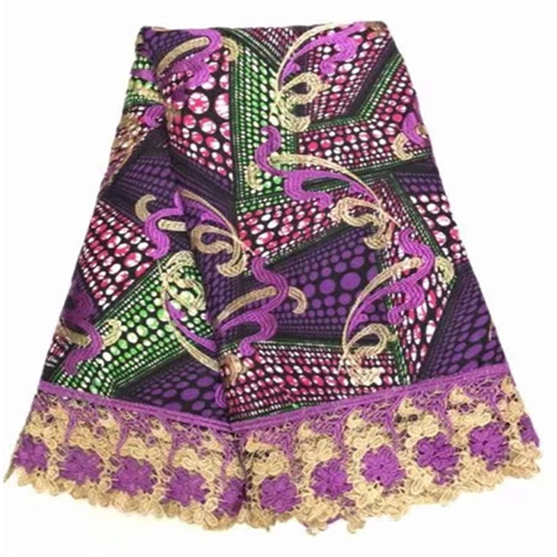Ankara lace fabric 2019 new design African lace Fabric/ high quality  Hollandais with embroidered tulle lace XM032736Ankara lace fabric 2019 new design African lace Fabric/ high quality  Hollandais with embroidered tulle lace XM032736