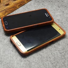 Bamboo Carving Wood Case