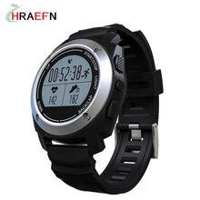 Hraefn S928 GPS Смарт-Группы Сердечного ритма Высота Гонка Скорость Монитора Открытый Фитнес-Трекер bluetooth SmartBand виды Летние Часы