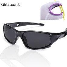 Glitztxunk Children Sunglasses Polarized Boys Girls Kids Baby Sports Sunglasses Safety