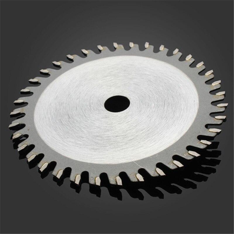 1pc 85mm 36 Teeth TCT Circular Saw Blade Cutting Wheel Discs For Plastic Cutting Rotary Tools