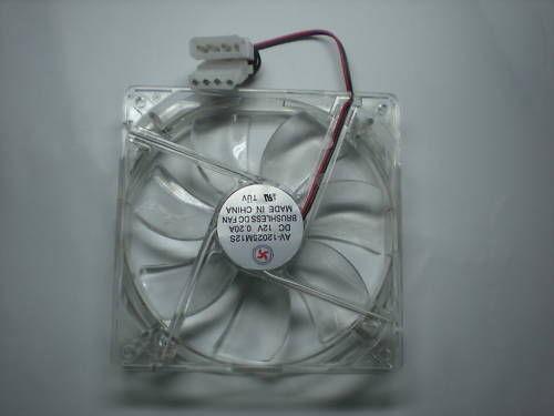 Geschickt 1 Stücke Bürstenlosen Dc Kühlung 7 Klinge Fan 12025 S 12 V Mit 4 Farbe Led SchüTtelfrost Und Schmerzen Baumaterialien Heimwerker